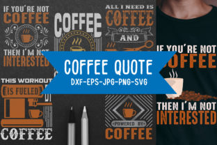 Download Free Coffee Quotes Cricut Vol 3 Graphic By Tosca Digital Creative for Cricut Explore, Silhouette and other cutting machines.