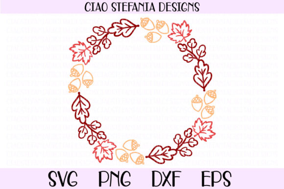 Download Free Flowers Wreath Wedding Circle Frame Graphic By SVG Cut Files