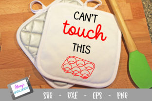 Download Free Kitchen Can T Touch This Graphic By Stacysdigitaldesigns for Cricut Explore, Silhouette and other cutting machines.