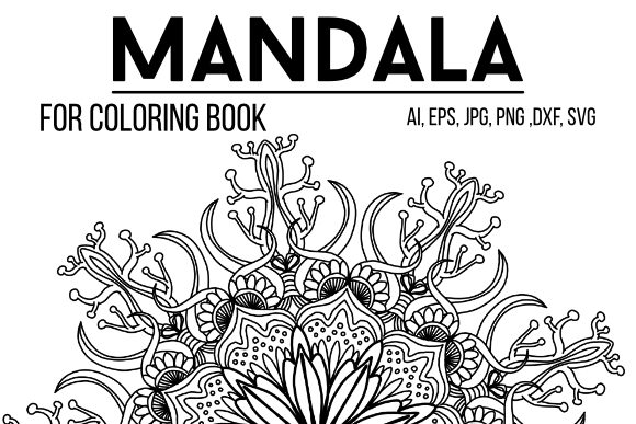 Print on Demand: Mandala Design 13 Graphic Coloring Pages & Books Adults By stanosh