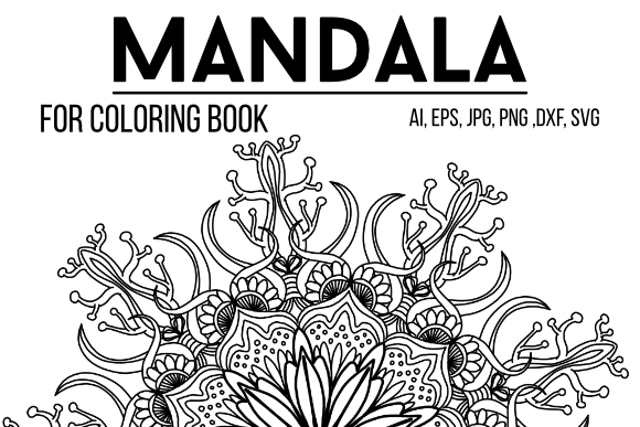 Download Free Mandala Design 13 Graphic By Stanosh Creative Fabrica for Cricut Explore, Silhouette and other cutting machines.