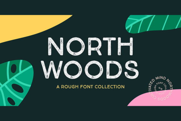 Print on Demand: Northwoods Script & Handwritten Font By cultivatedmind.types