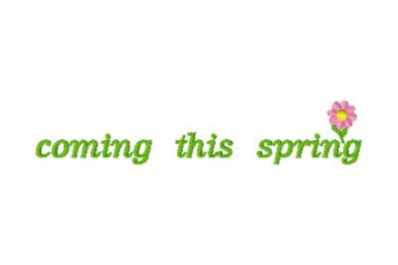 Coming This Spring Boys & Girls Embroidery Design By Sue O'Very Designs
