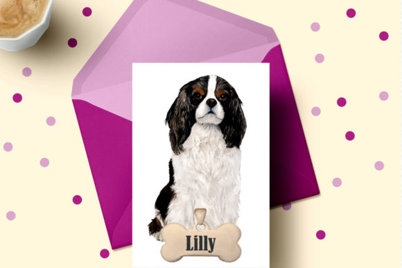 Dog Breeds Clipart Graphic Image