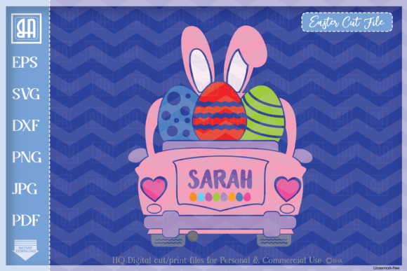 Download Free Happy Easter Y All Easter Cuttable File Graphic By Blueberry for Cricut Explore, Silhouette and other cutting machines.