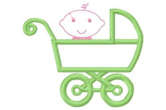 One on the Way Babies & Kids Embroidery Design By Sue O'Very Designs