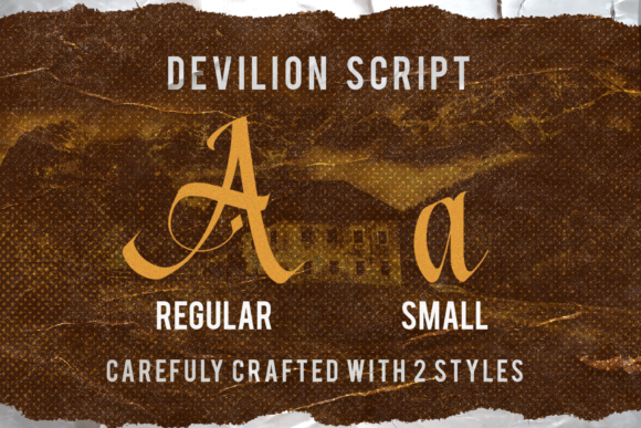 Print on Demand: Song of Coronos Blackletter Font By fontkong - Image 3