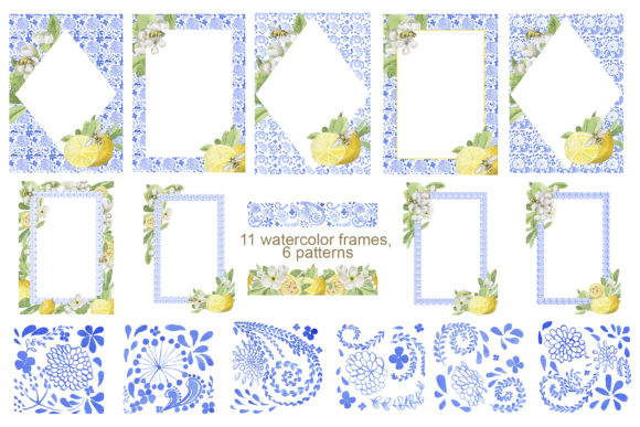 Print on Demand: Sunny Day Watercolor Collection Graphic Illustrations By laffresco04 - Image 3