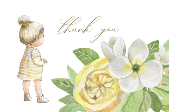 Print on Demand: Sunny Day Watercolor Collection Graphic Illustrations By laffresco04 - Image 5