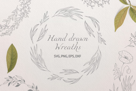 Download Free 311 Foliage Designs Graphics for Cricut Explore, Silhouette and other cutting machines.