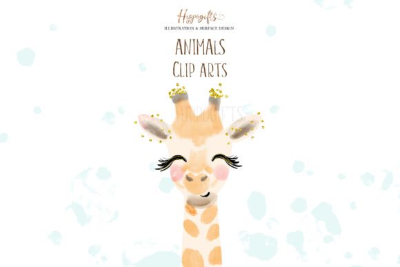 Animals Cliparts Graphic Illustrations By Hippogifts - Image 2