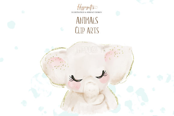 Animals Cliparts Graphic Illustrations By Hippogifts - Image 4