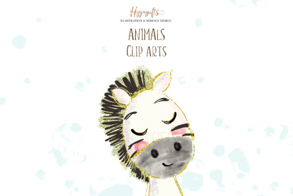 Animals Cliparts Graphic Illustrations By Hippogifts - Image 6