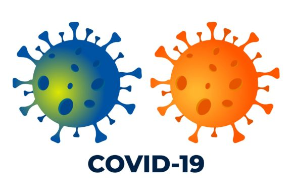Print on Demand: COVID-19 Pandemic Global Warning Graphic Icons By Frog Ground