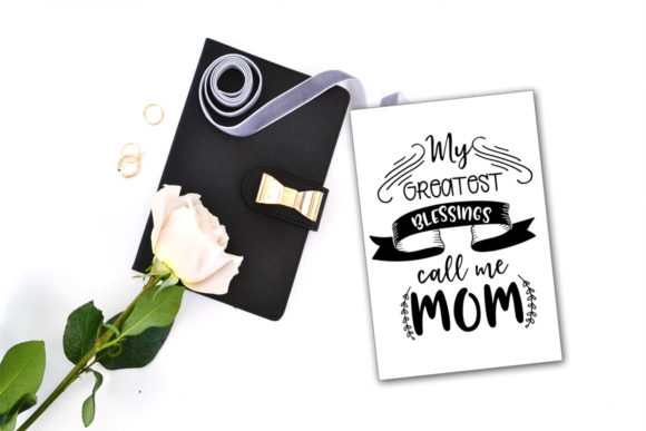 Download Free Mother S Day Cards For Moms Mom Cards Grafico Por Happy for Cricut Explore, Silhouette and other cutting machines.