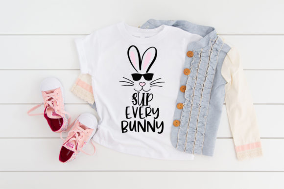 Print on Demand: Sup, Every Bunny Graphic Crafts By Simply Cut Co
