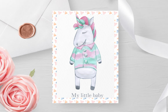 Print on Demand: Toys for a Little Baby Graphic Illustrations By laffresco04 - Image 3