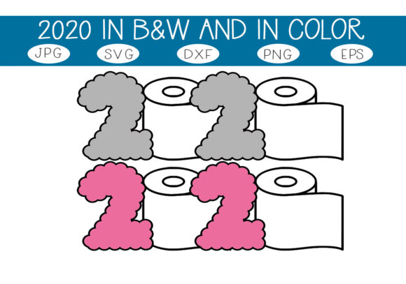 Print on Demand: 2020 (the Year of Toiet Paper) Graphic Illustrations By CapeAirForce