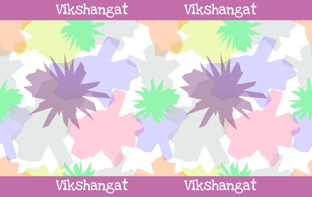 Download Free Abstract Colorful Seamless Pattern Graphic By Vikshangat for Cricut Explore, Silhouette and other cutting machines.