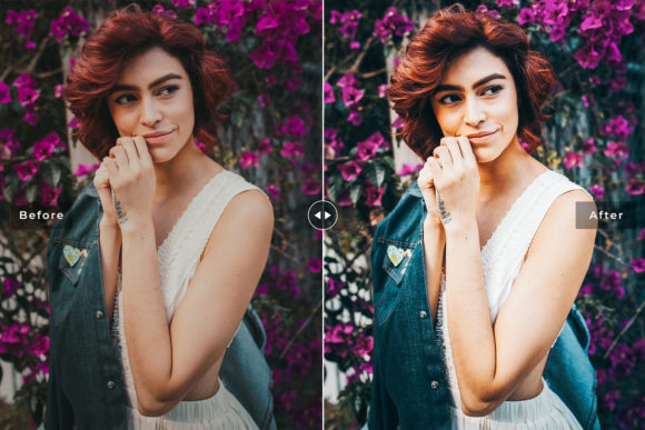 Print on Demand: Azalea Lightroom Presets Pack Graphic Actions & Presets By Creative Tacos - Image 4