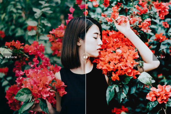 Print on Demand: Azalea Lightroom Presets Pack Graphic Actions & Presets By Creative Tacos - Image 5