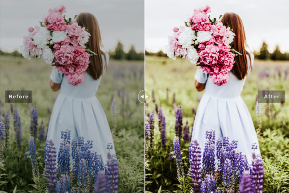 Print on Demand: Azalea Lightroom Presets Pack Graphic Actions & Presets By Creative Tacos - Image 6