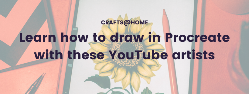 Learn how to draw in Procreate with these YouTube artists