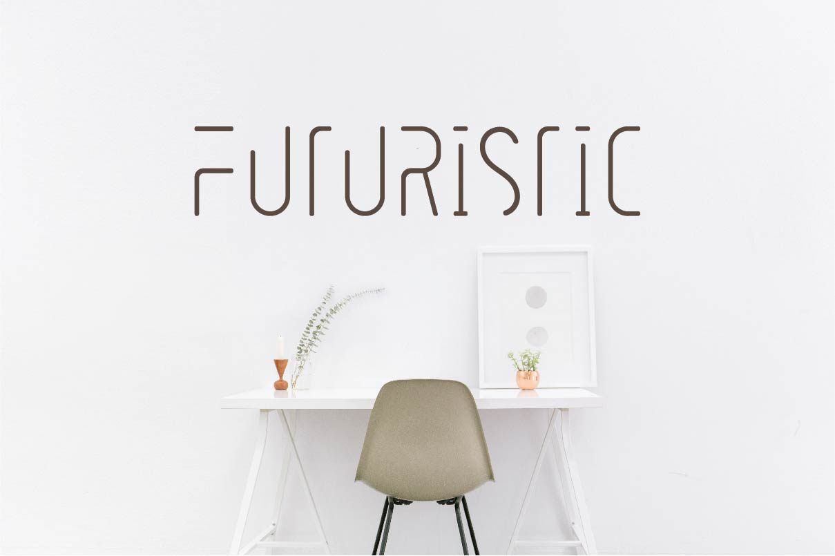Download Free Futuristic Font By Wap Type Creative Fabrica for Cricut Explore, Silhouette and other cutting machines.