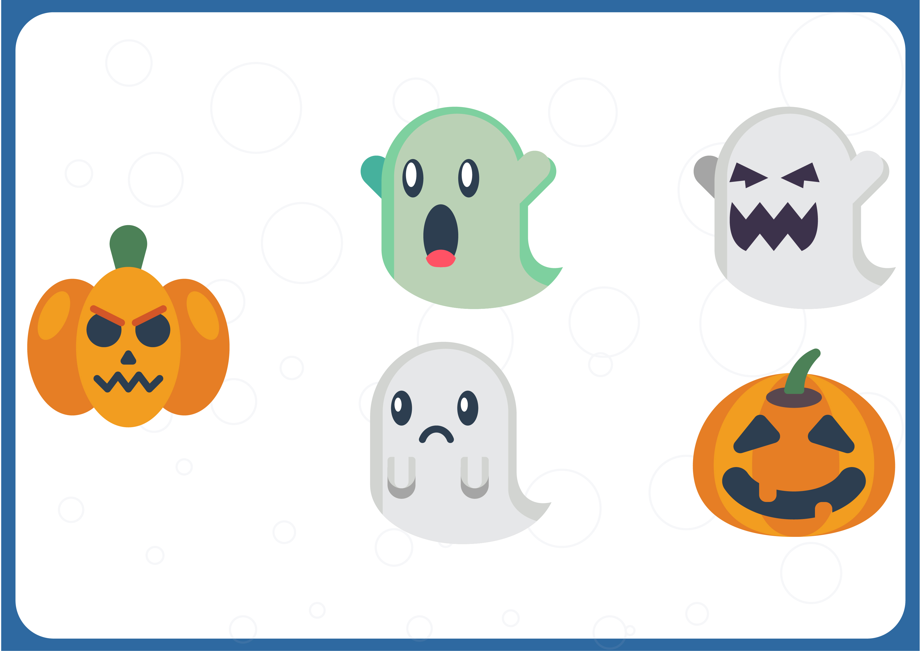 Download Free Halloween Graphic By Colorkhu123 Creative Fabrica for Cricut Explore, Silhouette and other cutting machines.