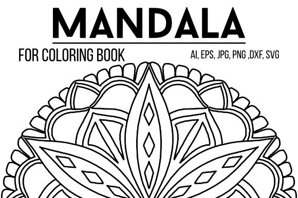 Download Free Mandala 27 Graphic By Stanosh Creative Fabrica for Cricut Explore, Silhouette and other cutting machines.