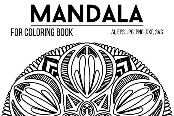 Print on Demand: Mandala 31 Graphic Coloring Pages & Books Adults By stanosh