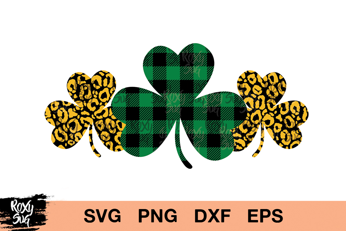 Download Free Shamrock Graphic By Roxysvg26 Creative Fabrica for Cricut Explore, Silhouette and other cutting machines.