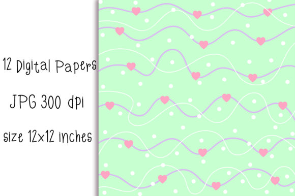Download Free Sweet Candy Background Digital Papers Graphic By Pinkpearly for Cricut Explore, Silhouette and other cutting machines.
