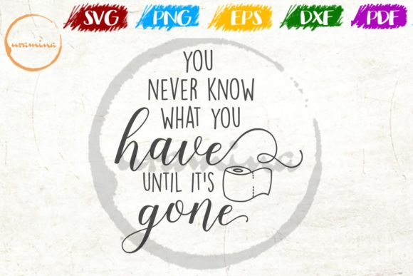 Download Free You Never Know Graphic By Uramina Creative Fabrica for Cricut Explore, Silhouette and other cutting machines.
