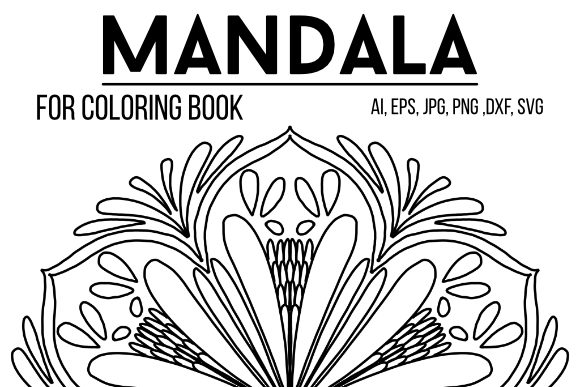 Print on Demand: Mandala 32 Graphic Coloring Pages & Books Adults By stanosh