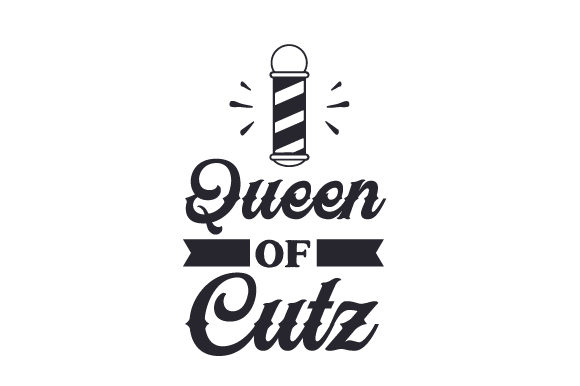 Queen of Cutz Beauty & Fashion Craft Cut File By Creative Fabrica Crafts