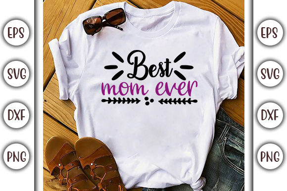 Download Free Funny Mom Life Svg Design Best Mom Ever Graphic By Graphicsbooth Creative Fabrica for Cricut Explore, Silhouette and other cutting machines.