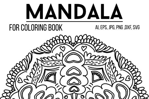 Download Free Mandala 37 Graphic By Stanosh Creative Fabrica for Cricut Explore, Silhouette and other cutting machines.
