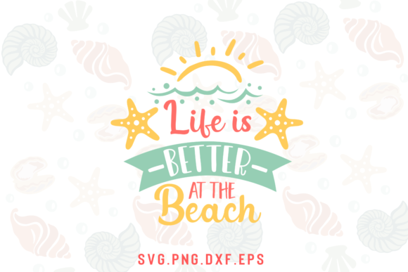 The Beach Bundle Graphic Preview
