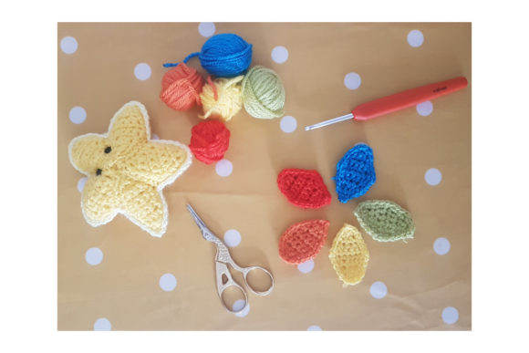 A Star is Born Graphic Crochet Patterns By Tangle Tree Creative
