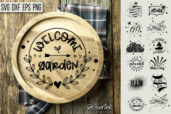 Download Free Leisure Bundle Graphic By Boertiek Creative Fabrica for Cricut Explore, Silhouette and other cutting machines.