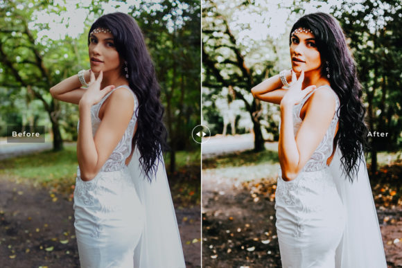 Print on Demand: Rustic Wedding Pack Lightroom Presets Graphic Actions & Presets By Creative Tacos - Image 4