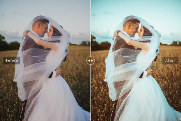Print on Demand: Rustic Wedding Pack Lightroom Presets Graphic Actions & Presets By Creative Tacos - Image 5