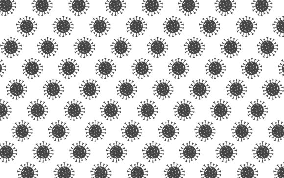 Download Free Repetitive Floral Patterns Graphic By Usmanfirdaus446 Creative for Cricut Explore, Silhouette and other cutting machines.