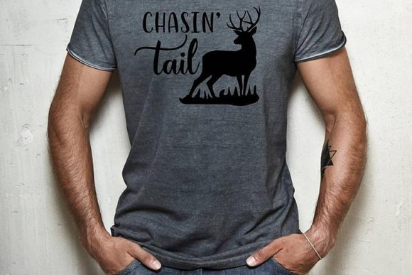 Print on Demand: Chasin' Tail Graphic Crafts By Simply Cut Co