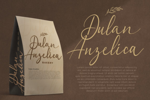 Dulan Anzelica Popular Design