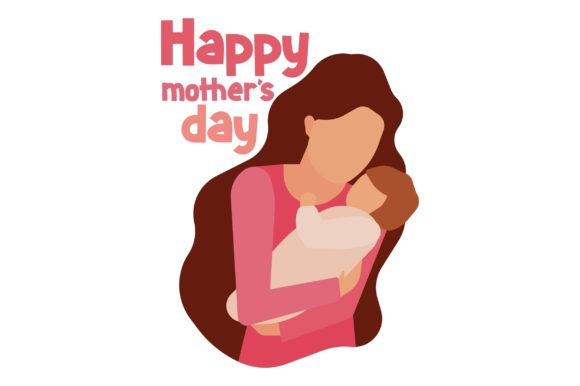 Print on Demand: Happy Mother's Day Graphic Crafts By arausidp