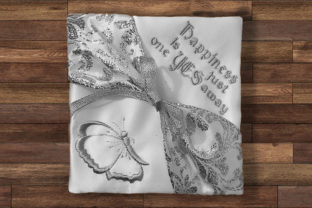 Print on Demand: In-the-Hoop Wedding Ring Cushion ITH Wedding Designs Embroidery Design By Embroidery Shelter