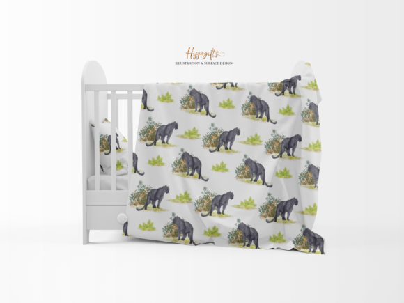 Jungle Patterns,woodland Patterns Graphic Patterns By Hippogifts - Image 7