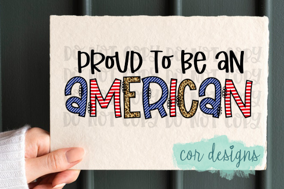Download Proud to Be an American
